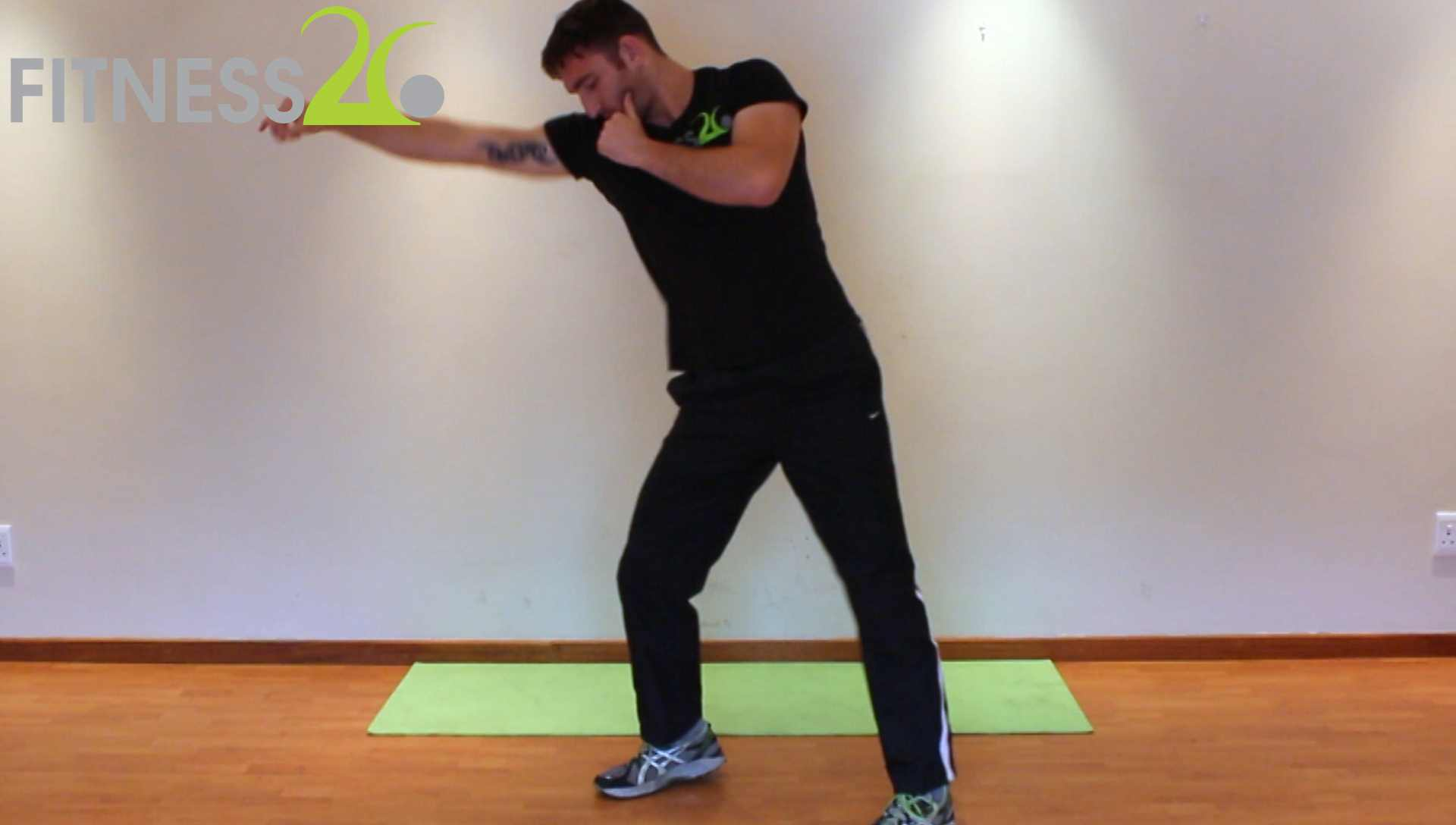 Josh – Boxing Basics: Stance, Hands, Shoulders & Jab