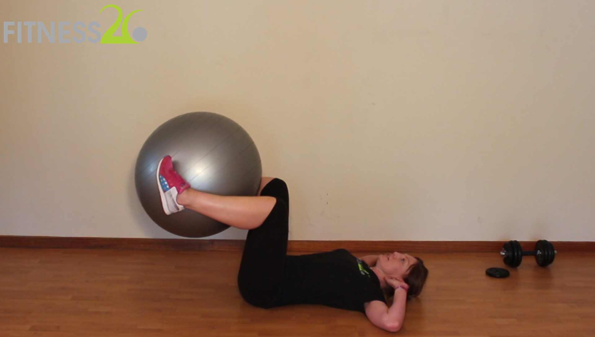 Letitia – Beginner to intermediate Core Workout : Abs
