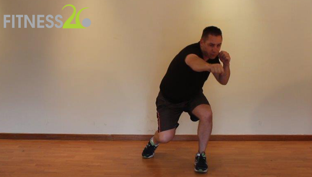 Ruben – Boxing Basics: Working With Two Punches