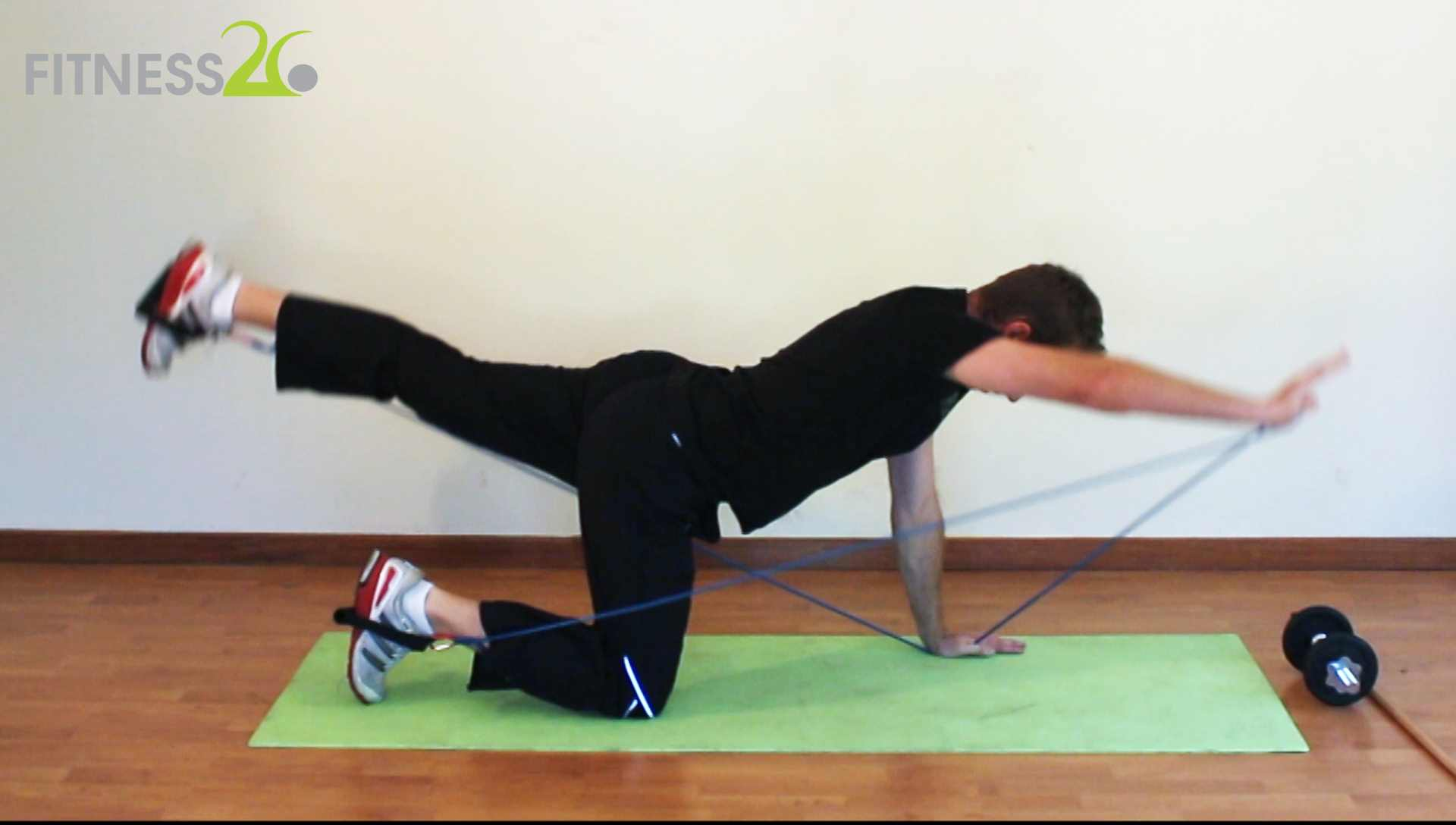 Hannes – Beginner to Intermediate Rotational Exercises : Preventing Injuries