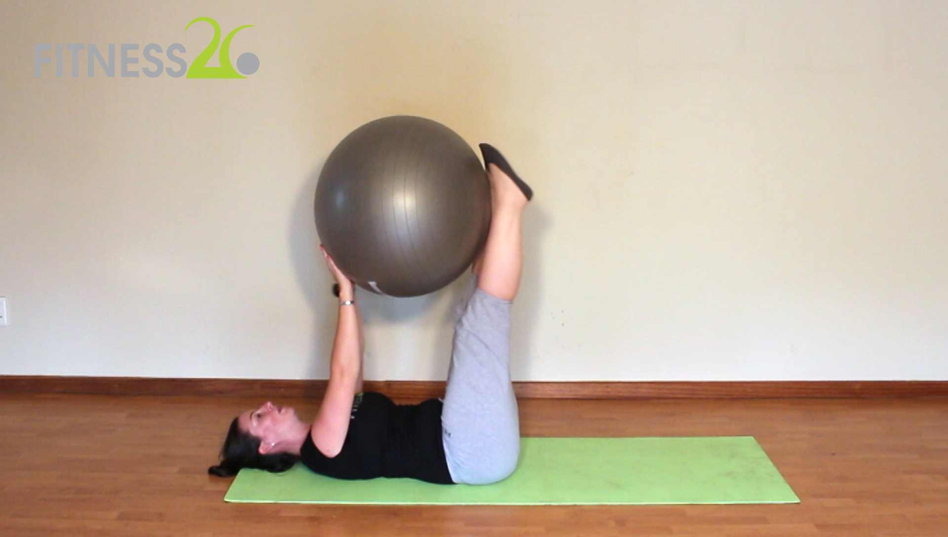 Megan – Intermediate Pilates : Using the Big Ball Part 2