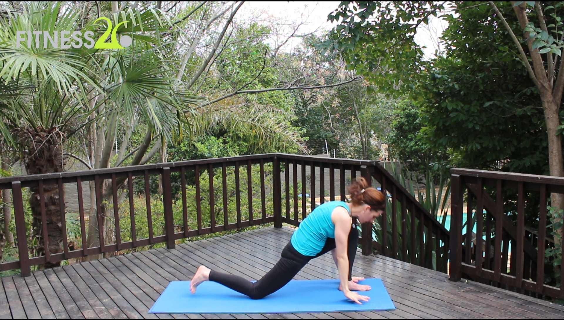 Claire Stephenson – Yoga : Sun Salutation B