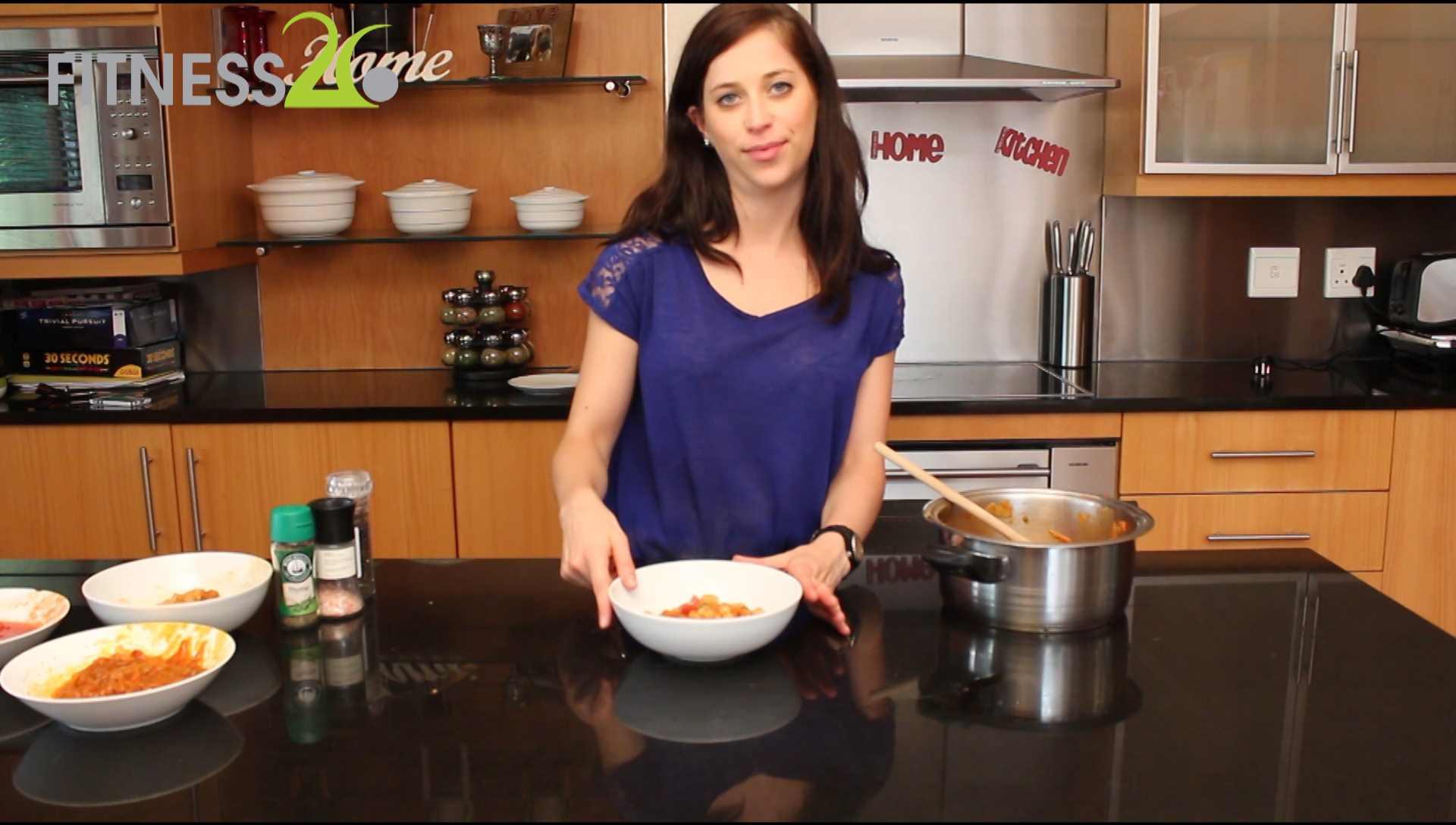 Gabriella's Vegetarian Curry