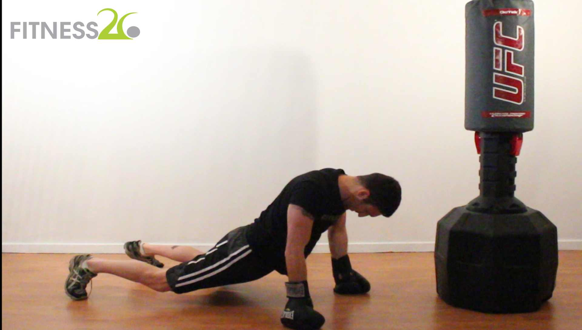 Josh – Quick start Routine: Boxing End offs Part 2 (Suicide sprawls)