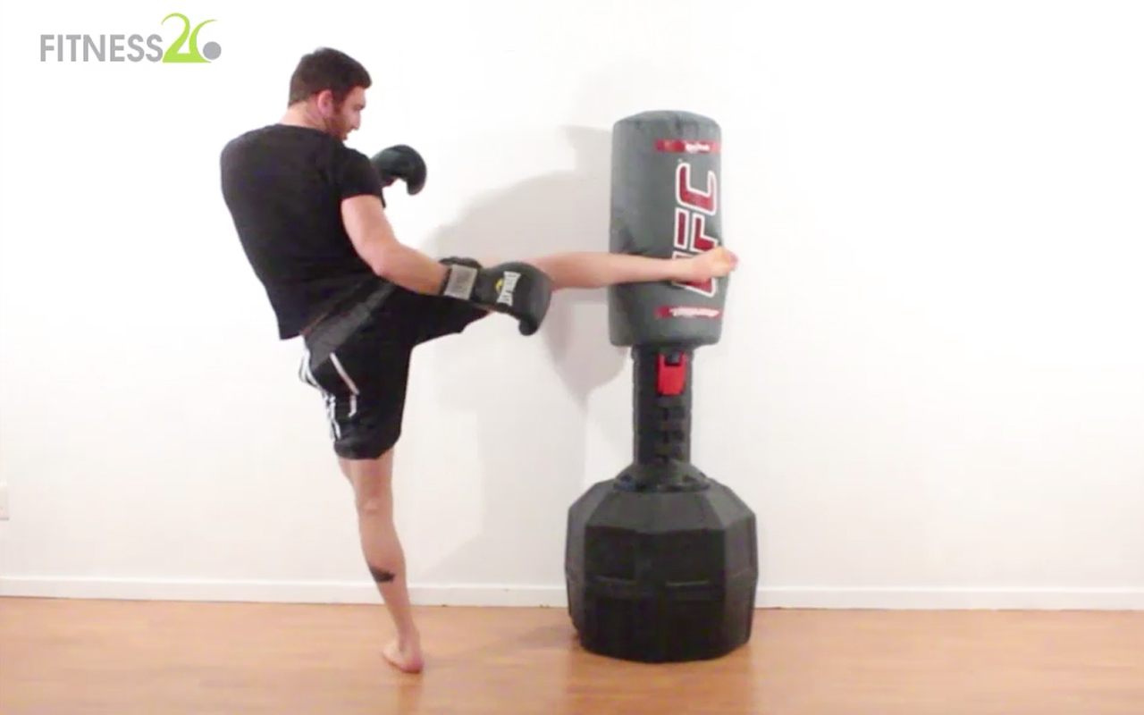 Josh – Muay Thai Kicking techniques: Beginner