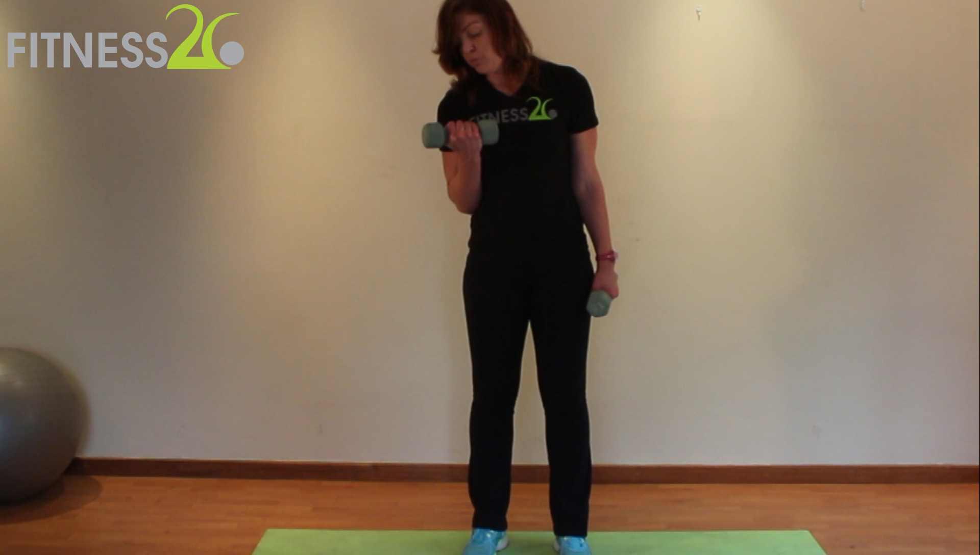 Letitia – Beginner to Intermediate Arm Workout