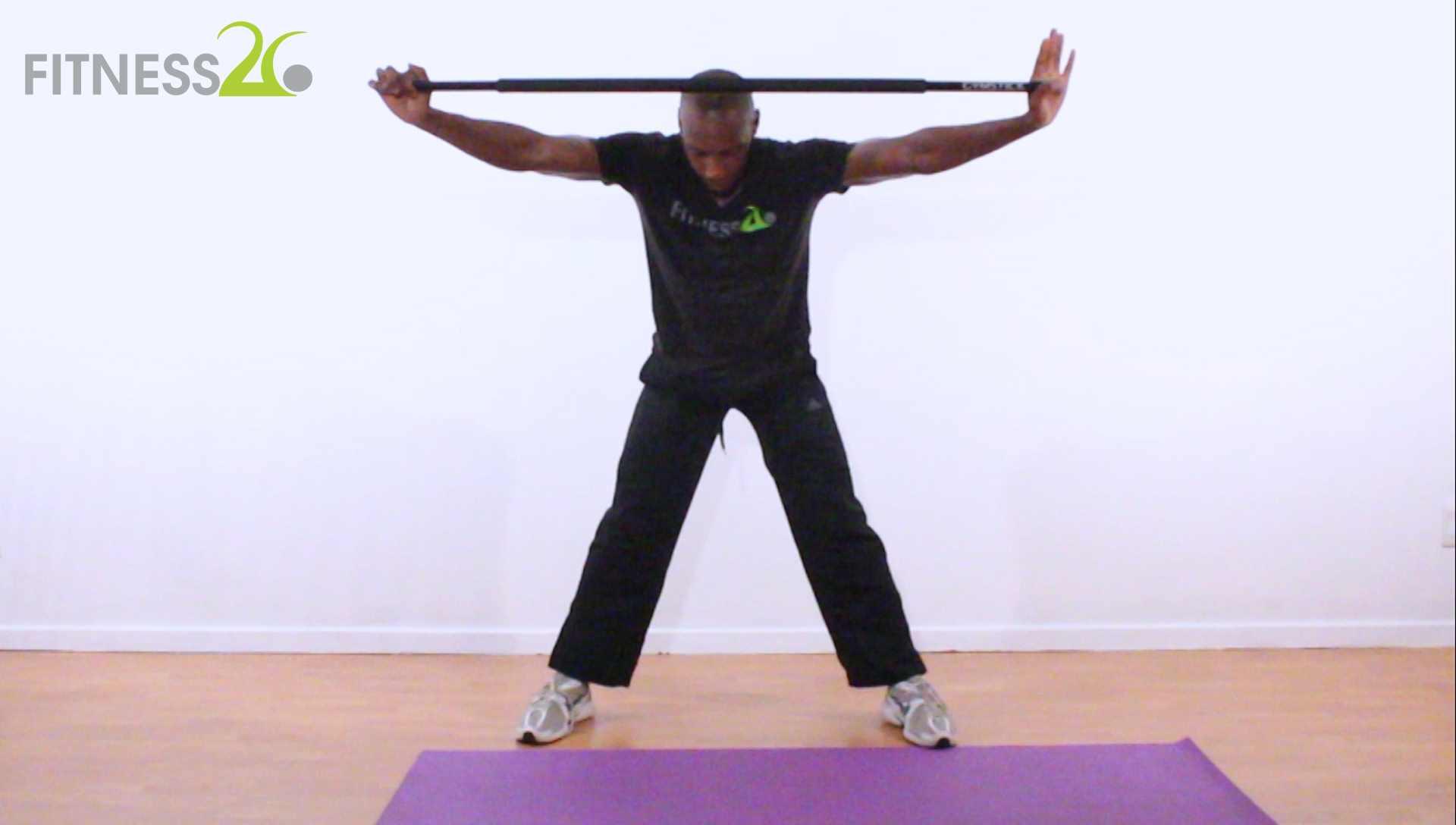 Molefe – Body Posture Using a Stick : Beginner