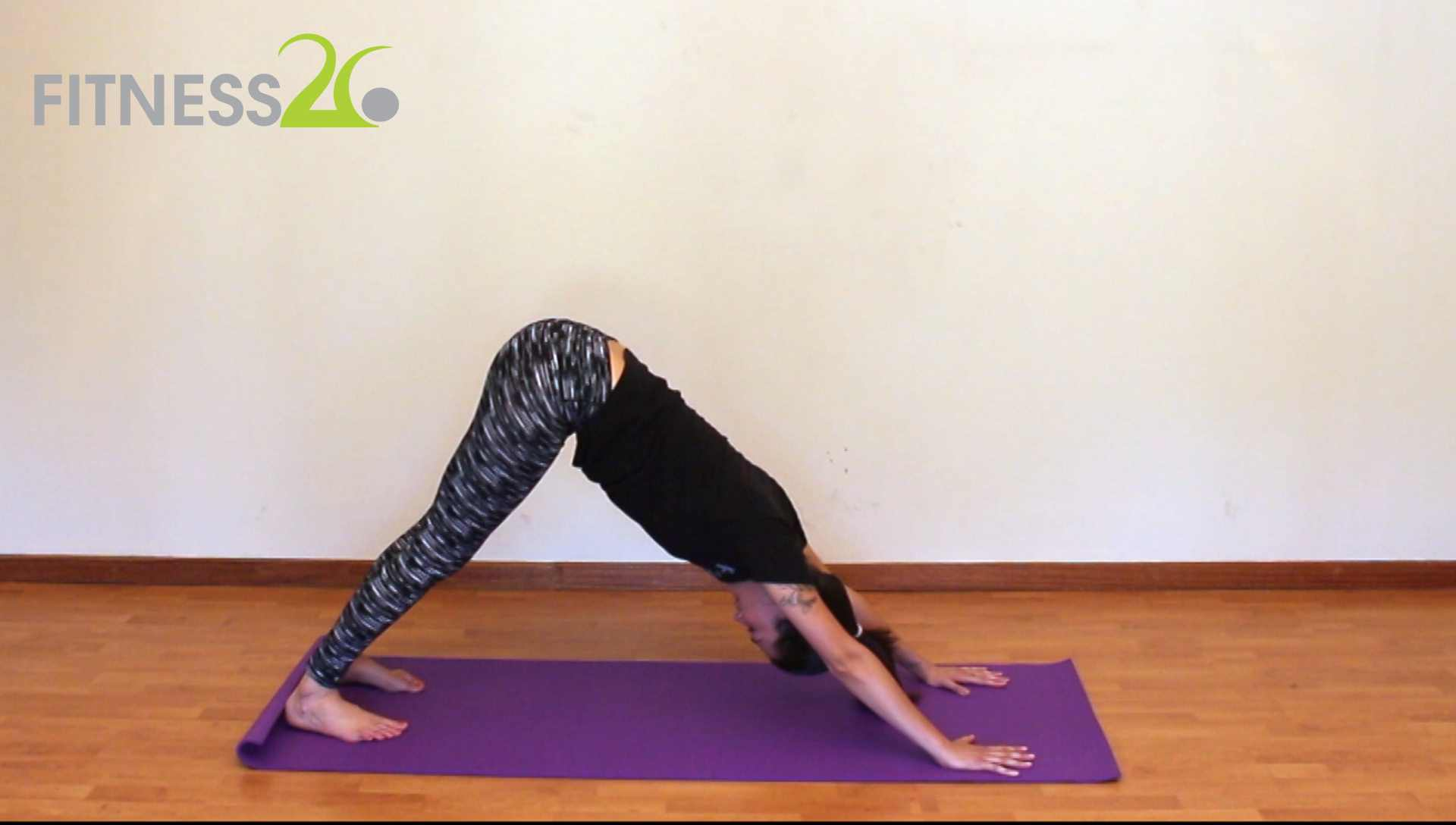 Yoga Correct Alignment: Beginner – Tristan