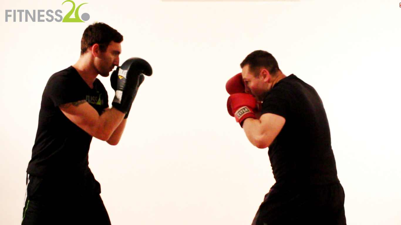 How To Counter Punch With Josh and Ruben