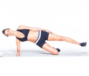 Knee Side Plank