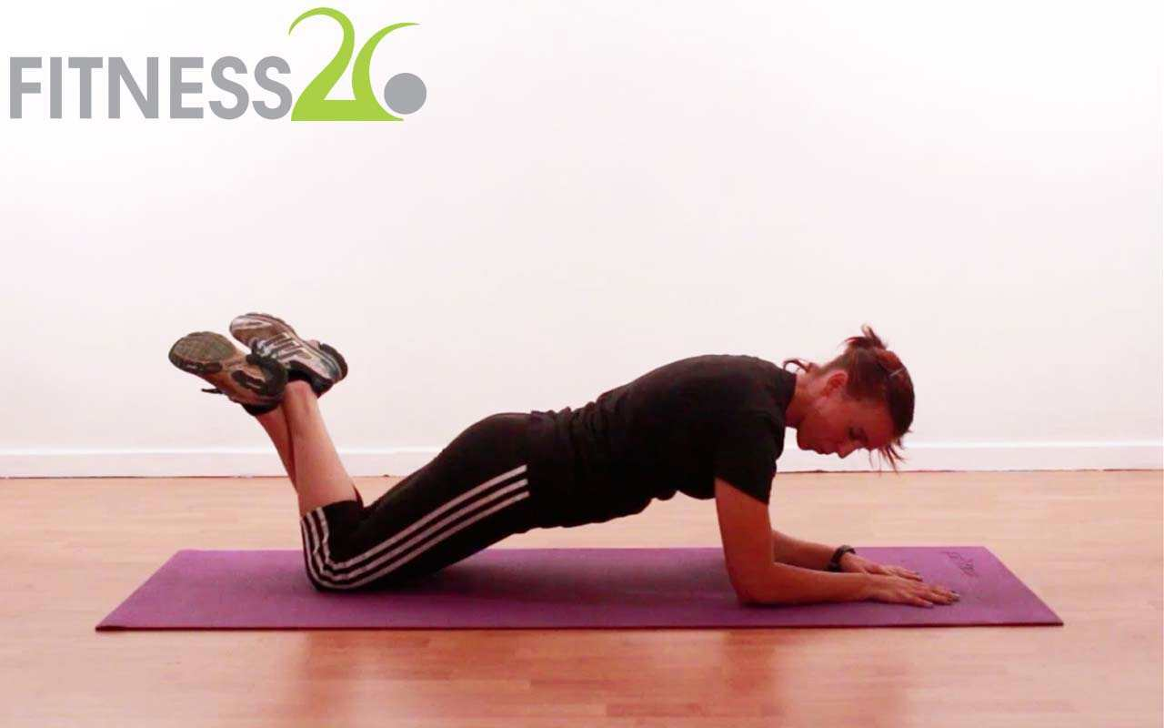 Basic Core Exercises – Claire Deeny