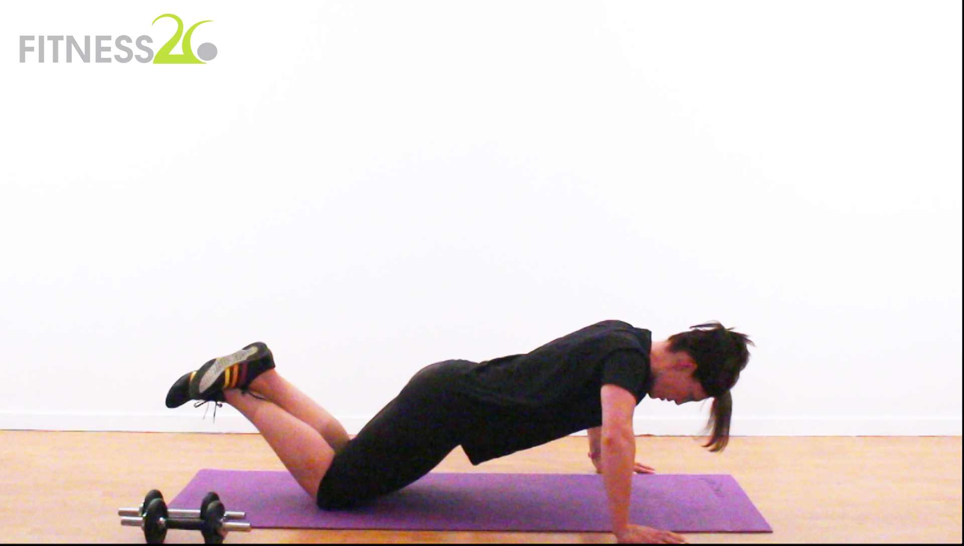 Upper Body Workout (Chest,Back & Shoulders) – Letitia