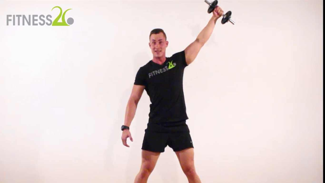 Body Sculpt Boot Camp Part 1 – Shaun