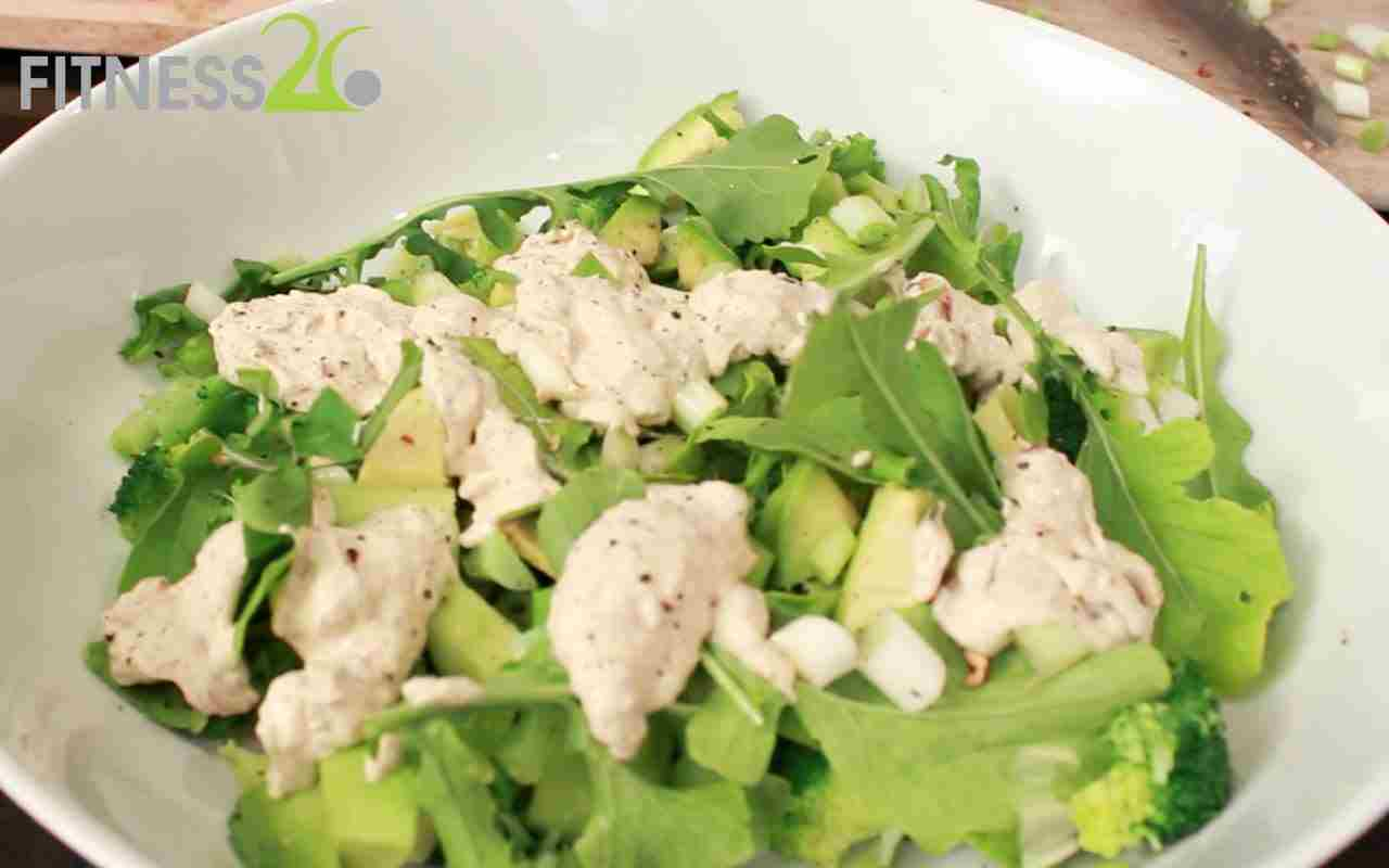 Green Banting Salad