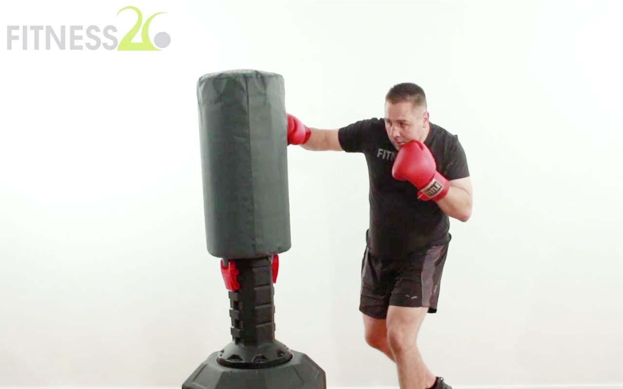 Power Behind The Punch – Ruben