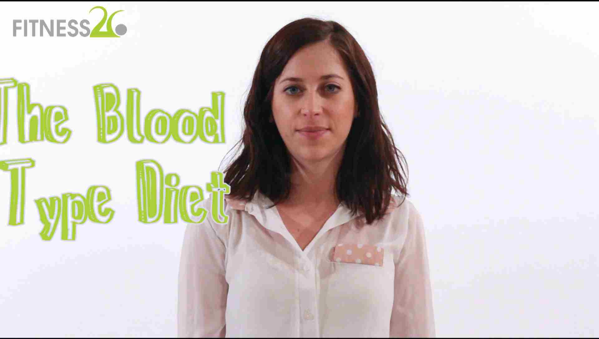 The Blood type Diet – Gabriella