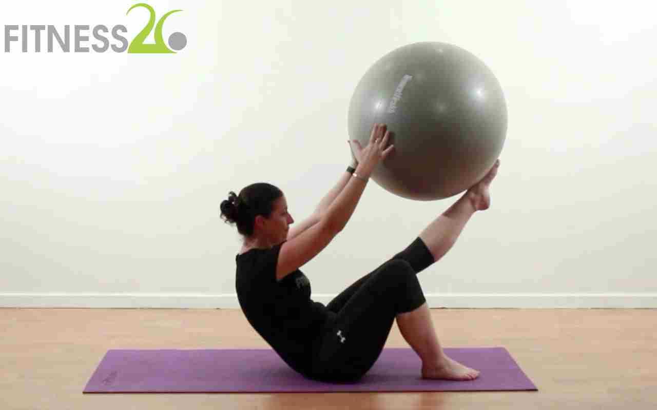 Advanced Mat Pilates – Megan