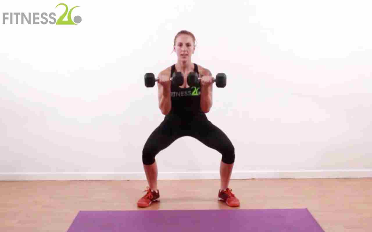 Full Body Circuit Workout – Manuella