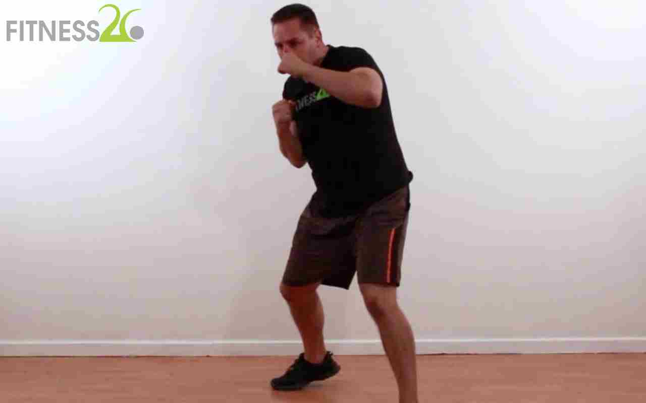Advanced Shadow Boxing – Ruben