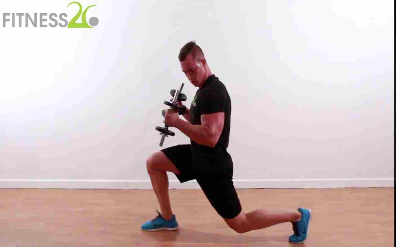 Body Sculpt Boot camp Part 4 – Shaun