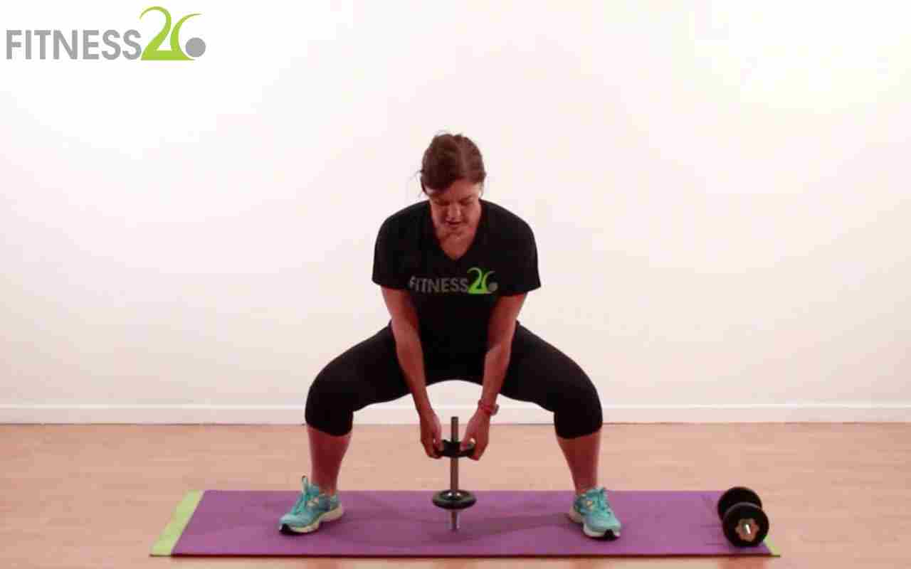 Ladies Inner Thigh Workout