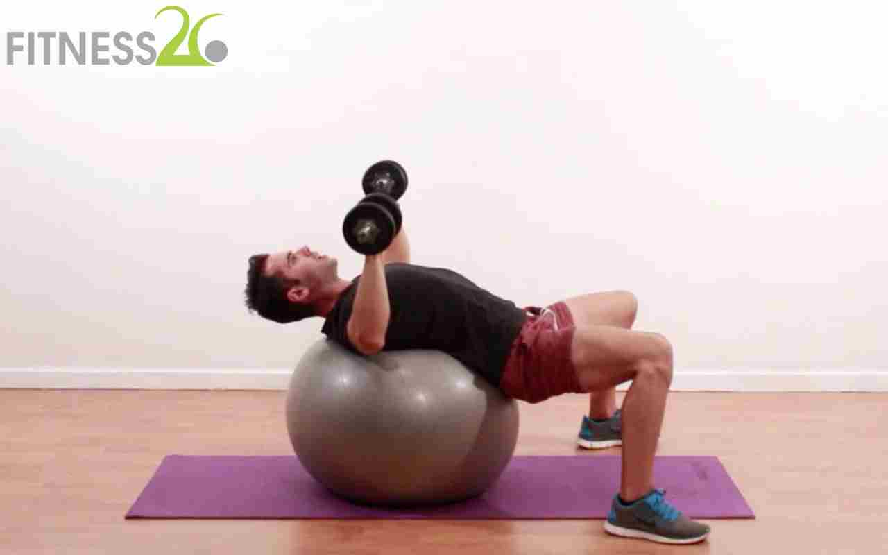 Intermediate Chest and Core Routine – Marcio