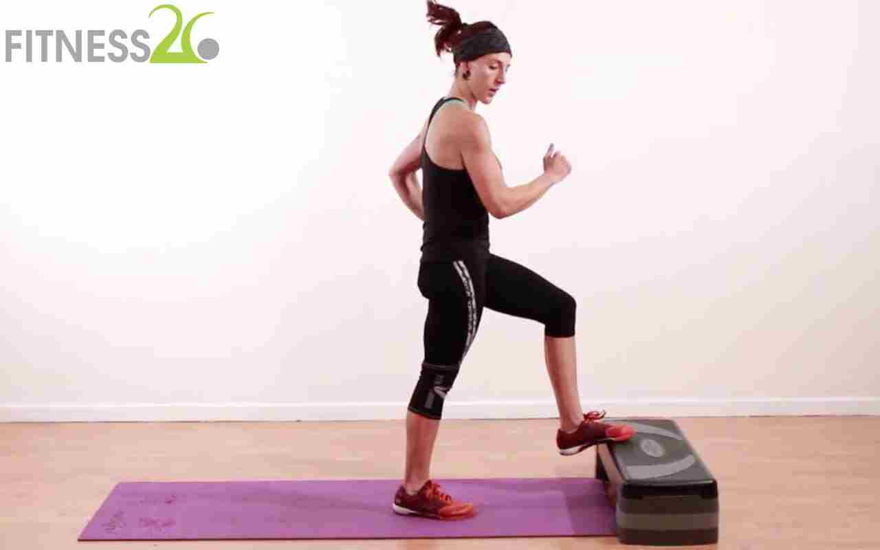 Cardio Strength Training Mash Up Workout – Manuella