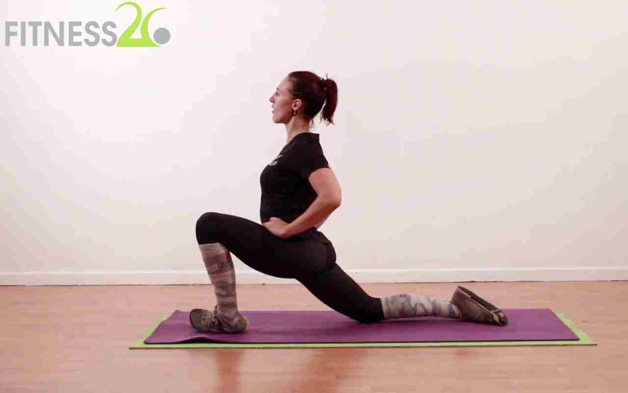 Hip Opening Stretches – Manuella