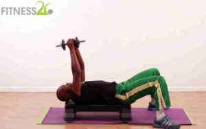 Step plus Weight Exercises