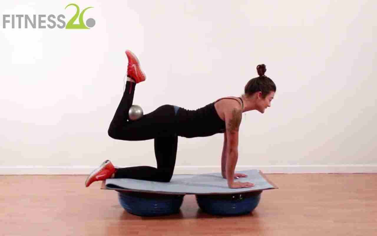 Pilates: Balance Board Session 2 – Tristan