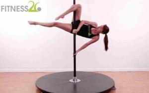 Animal Themed Pole Exercises