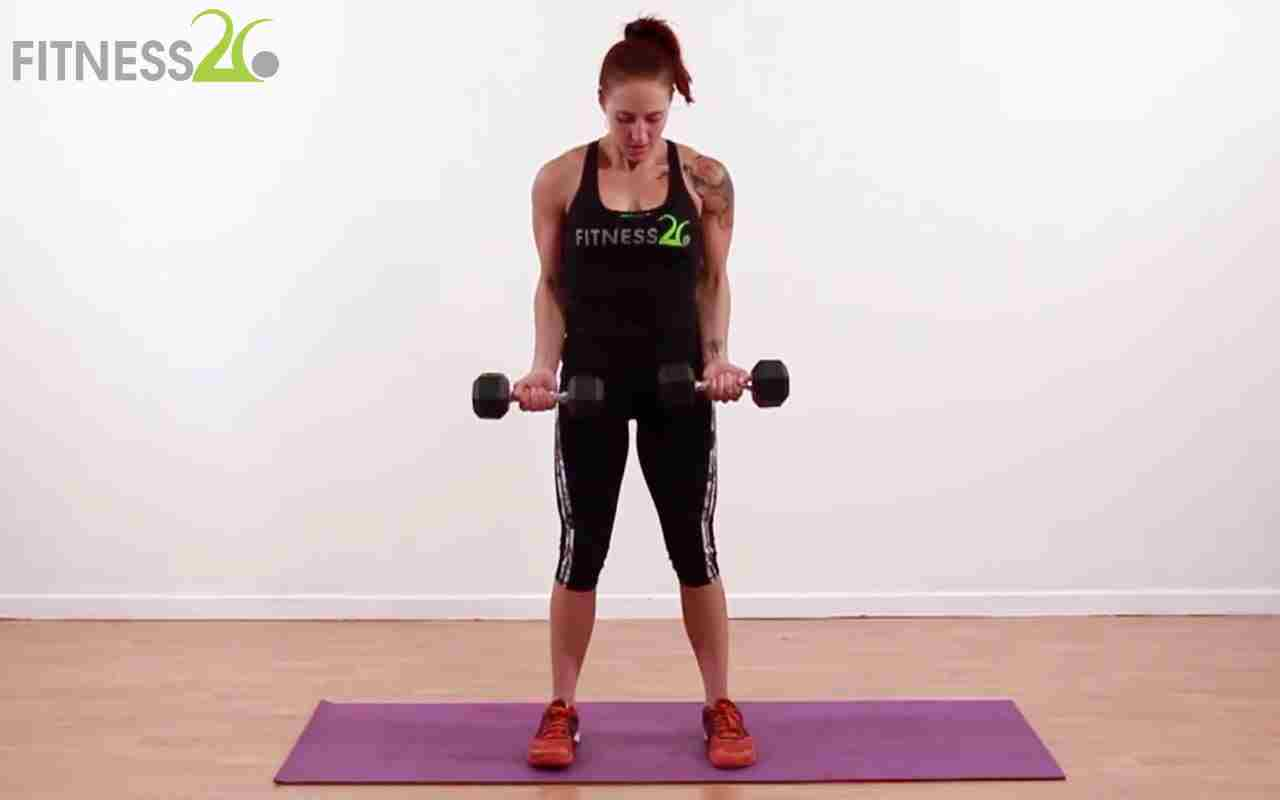 Arm Toning Dumbbell Workout – Manuella